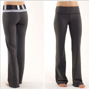 Lululemon Reversible Groove Pants size 6